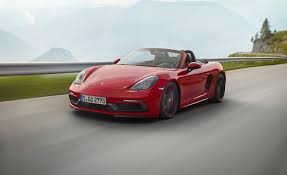2008 porsche boxster s review 2018 porsche 718 boxter gts pictures photo gallery car and driver