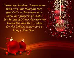festive season greetings messages