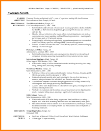 Objective Resume Customer Service Permalink To Customer Sales Representative Resume Entry Level