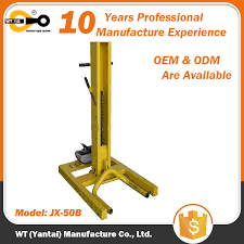one post car lift one post car lift suppliers and manufacturers