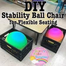 Pilates Ball Chair Size by Balance Ball Chair Base J Home Design Doxfo