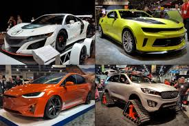 modded cars sema 2016 news from the world u0027s biggest modified car show auto