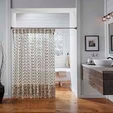Amazon Com Shower Curtains - amazon com vhc brands 17999 stratton burlap applique star valance
