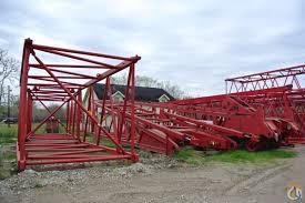 1997 manitowoc 888 ringer crane for in winona minnesota on