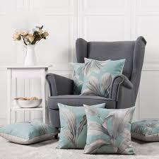 light blue pillow cases aliexpress com buy wholesales linen pillow cover cushion cover