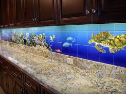 Mural Tiles For Kitchen Backsplash Kitchen Backsplash Ceramic Wall Murals Designs Kitchen Tile