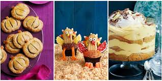 35 easy thanksgiving desserts best recipes for thanksgiving