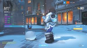 overwatch all christmas emotes and victory poses youtube