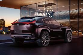 lexus interior lexus ux concept interior revealed ahead of paris autocar