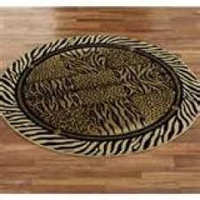 best 50 round animal print rugs foter