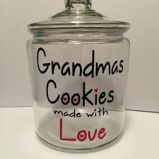 personalized cookie jars custom made cookie jar large 7 x 10 cookie jar will hold all