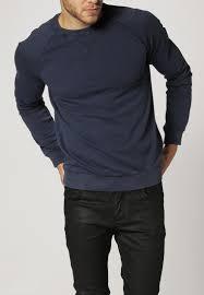 hugo boss mens orange wheel sweatshirt blue tl2684 large
