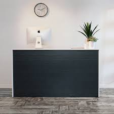 salon reception desk hair salon reception desks comfortel