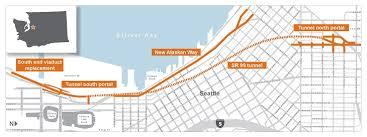 wsdot seattle traffic map wsdot downtown seattle and sodo construction update