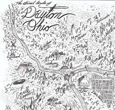 Map Of Dayton Ohio The Eternal Lands Of Dayton Ohio U2013 The Art Of Ben Riddlebarger