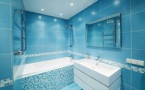 blue bathroom tile ideas 67 cool blue bathroom design ideas digsdigs