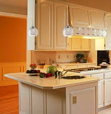 Kitchen With Small Island by Ideas Of Making Diy Pendant Light Shades Midcityeast