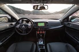 mitsubishi evo interior custom the mitsubishi lancer is dead here u0027s why the truth about cars