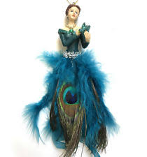 peacock ornament ebay