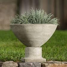 Stone Urn Planter by Outdoor Cast Stone Garden Urns