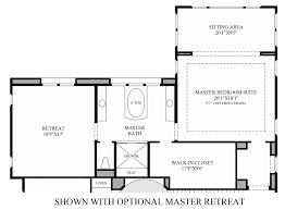 Dual Master Bedroom Floor Plans by Toll Brothers At Hidden Canyon Marbella Collection The Santa