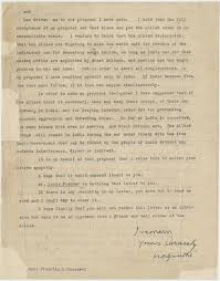 gandhi and fdr history letter from indian leader to roosevelt in