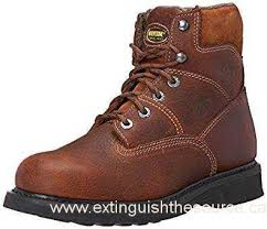 s metatarsal work boots canada s work one 8 external metatarsal guard brown boot e308 no