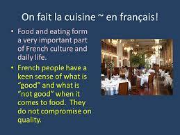 fait la cuisine on fait la cuisine en français food and form a