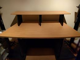 Ikea Studio Desk by Desk Music Production Desk Within Flawless Music Amp Dj Archives