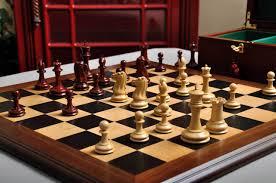 Designer Chess Sets by The New Cooke Series Luxury Chess Pieces 3 5