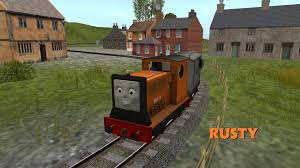 rusty train rusty thomas1edward2henry3 wiki fandom powered by wikia