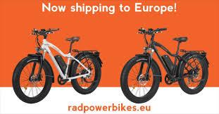 Rad Power Bikes Electric Bike by Ebike News Ups Etrikes All Wheel Drive Radrhino Captain Kirk