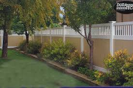 fence landscaping landscape home decor for someday
