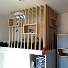 chambre ado avec lit mezzanine lit mezzanine cabane chambre ado avec lit mezzanine amacnagement