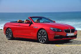 convertible toyota 2016 bmw 6 series convertible pricing for sale edmunds