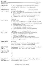 image gallery resume american undergraduate resume one page ebook