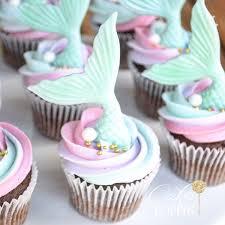 mermaid cupcakes 219 likes 13 comments jo cakepoppn on instagram mermaid
