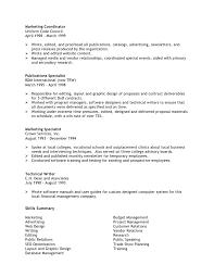 Marketing Resume Kimberley White Resume Professional Marketing Communications Profes U2026