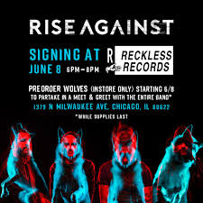 reckless records on twitter