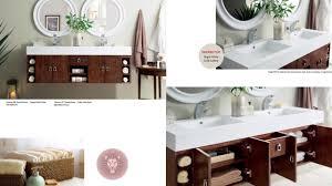James Martin Bathroom Vanity by Tiburon Bathroom Vanities By James Martin Furniture Youtube
