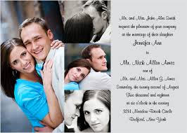 personalized wedding invitations photo wedding invitations picture wedding invitations