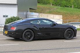 bentley next gen bentley continental gt latest spyshots less camo gtspirit