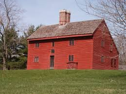 what is a saltbox house the rebecca nurse house built in danvers ma formerly a part of