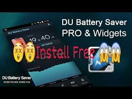du battery apk du battery saver pro apk free free paid apk