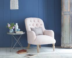 Bedroom Chair Flump Bedroom Chair High Button Back Armchair Loaf