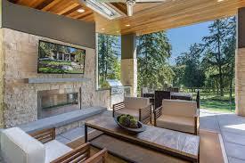 Outdoor Entertaining Spaces - the new u0027great room u0027 eldorado stone leads latest trend in outdoor