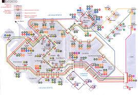 venice vaporetto map ryerson master of architecture ar8101 studio in critical