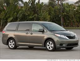 are toyota siennas reliable minivan toyota consumer reports names most reliable