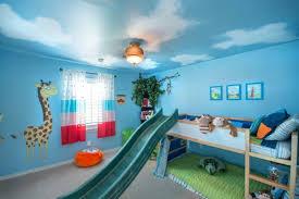 chambre fille bleu chambre bleu garcon idées de décoration capreol us