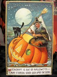 tracy u0027s toys and some other stuff antique halloween postcard